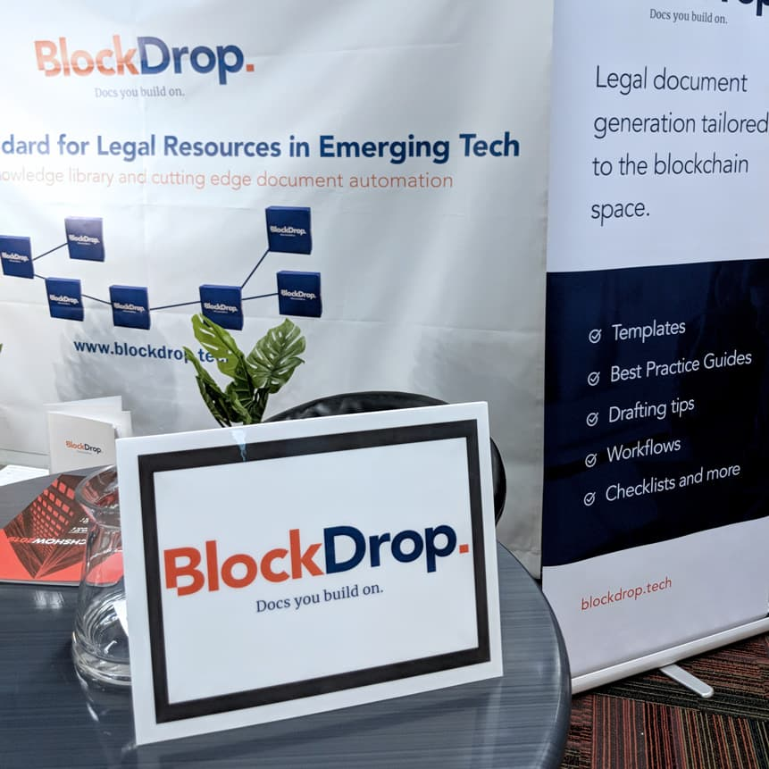 BlockDrop at ILTACON